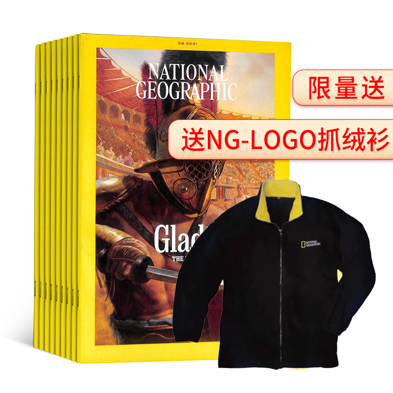 美����家地理(英文原版)National Geographic (1年共12期)(�s�I��)