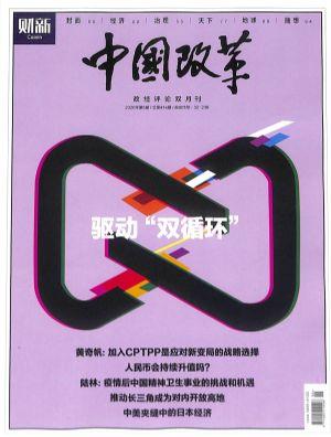 中国改革2020年11月期