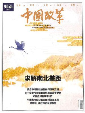 中国改革2021年3月期