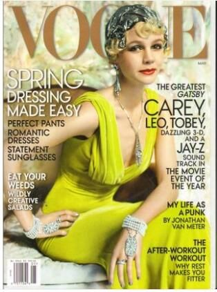 �r尚Vogue(美��版)(英�Z)(1年共12期)(�s�I��)