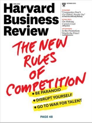 哈佛商�I�u�英文版(Harvard Business Review)(英�Z)(1年共6期)(�s�I��...