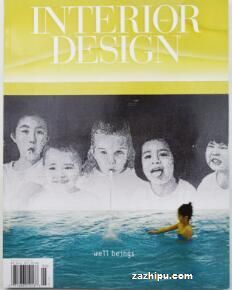INTERIOR DESIGN室內設計(美國)(英語)(1年共12期)(雜志訂閱)