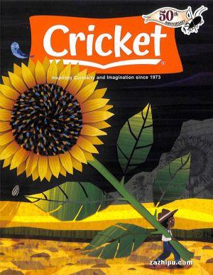 Cricket蟋蟀王��(一年共9期)(英文原版)