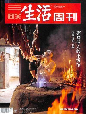三联生活周刊(1年共52期)(杂志订阅)(每月包邮一次)
