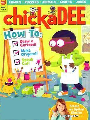Chickadee小鸡(英文)(1年共10期)(杂志订阅)